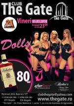 Concert Dolls în Club The Gate din Bucureşti