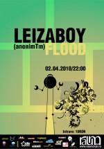 Leizaboy & Flood în Club Raum din Cluj-Napoca
