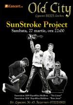Concert SunStroke Project la Old City din Bucureşti