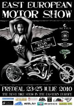 Festivalul East European Motor Show 2010 la Predeal