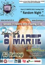Ladies Night în Arena Club din Caransebeş