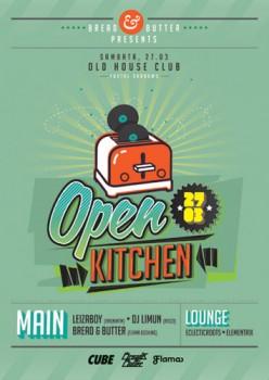 Open Kitchen la Old House Club din Arad