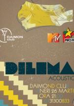 Concert Dilema la Daimon Club din Bucureşti