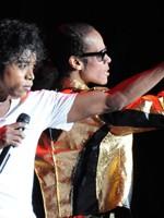 VIDEO: Who's Bad – Michael Jackson Tribute Band la Bucureşti
