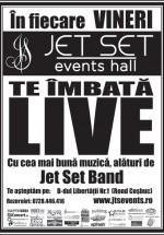 Am cravata mea, sunt pionier la Jet Set Events Hall din Bucureşti