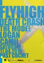 Flyhigh Death Crash la Post Cochet din Bucureşti