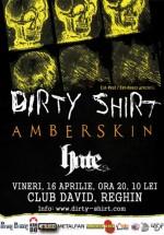 Concert Dirty Shirt la Club David din Reghin