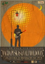 Concert Magda Puskas şi Vali Moldovan în Irish & Music Pub din Cluj-Napoca