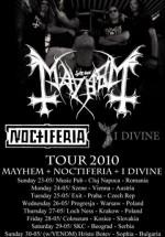 Concert Mayhem în Irish & Music Pub din Cluj-Napoca – ANULAT