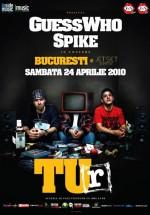 Concert Guess Who & Spike la Jet Set Events Hall din Bucureşti