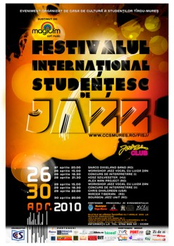 Festivalul Internaţional Studenţesc de Jazz 2010 la Târgu Mureş