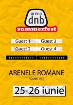 Arena DnB SummerFest la Arenele Romane din Bucureşti