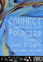 Polarize la Club Raum din Cluj-Napoca