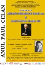 Johann Sebastian Bach şi Anul Frederic Chopin la Biblioteca I. G. Sbiera din Suceava