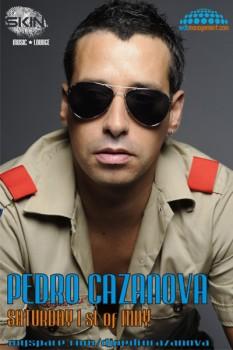 Pedro Cazanova în Club Skin din Iaşi