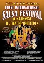 First International Salsa Festival la Casa de Cultură a Studenţilor din Cluj Napoca