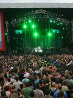 Iron Maiden, Faithless şi Muse vor fi prezenţi la Sziget 2010