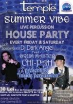 House Party în Club Temple din Bucureşti