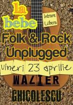 Folk & rock unplugged în La Bebe din Constanţa