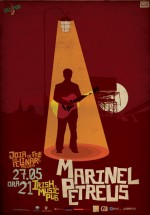 Concert Marinel Petreus la Irish & Music Pub din Cluj-Napoca