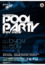 Pool Party la White Club din Bucureşti – ANULAT
