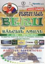 Festivalul Berii şi Bâlciul Anual la Piatra Neamţ