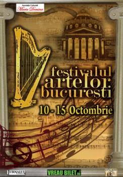 Festivalul Artelor 2010 la Bucureşti