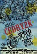 Concert Cedry2k & Specii la Fischer's Pub din Deva