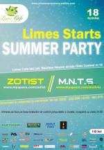 Summer Party la Limes Cafe din Iaşi