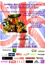 Opening Party la Kazeboo Beach din Mamaia