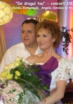 Concert Ovidiu Komornyik şi Angela Similea la Casa de Cultură a Sindicatelor din Piatra Neamţ – Amânat