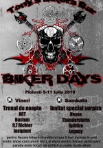 Biker Days 2010 la Bucov