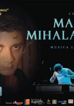Concert Marius Mihalache la Teatrul Mihai Eminescu din Botoşani