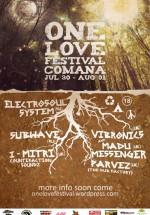 One Love Festival 2010 în Parcul Naţional Comana