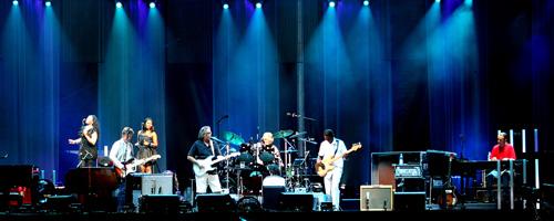 RECENZIE: Eric Clapton şi Steve Winwood la Bucureşti