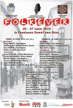 FolkEver la Pensiunea DownTown din Siret