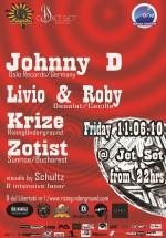 Johnny D la Jet Set Events Hall din Bucureşti