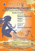 Session Reloaded la Kudos Beach din Mamaia