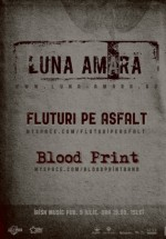 Concert Luna Amară la Irish & Music Pub din Cluj-Napoca