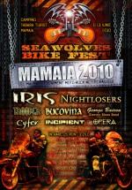 Seawolves Bike Fest 2010 la Mamaia