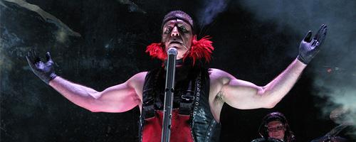 POZE: Rammstein la Tuborg Green Fest – Sonisphere 2010