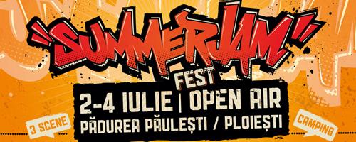 Artiştii şi trupele de la SummerJam 2010
