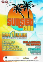 Opening Party Sunset Club din Costineşti