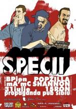 Concert Specii la Propaganda Pub din Sibiu