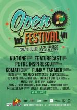Open Festival pe plaja Las Vegas din Arad