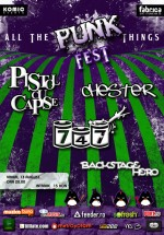 All The Punk Things Fest în Club Fabrica din Bucureşti
