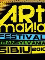 Ofertă culturală la ARTmania Festival 2010