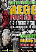 Reggae Pon Di Hills 2010 la Valea Teliului