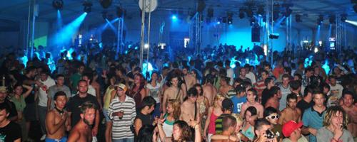 Programul Scenei Freedom Music Arena de la Festivalul Peninsula 2010