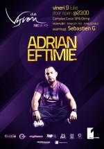Adrian Eftimie în Club Vision din Neptun